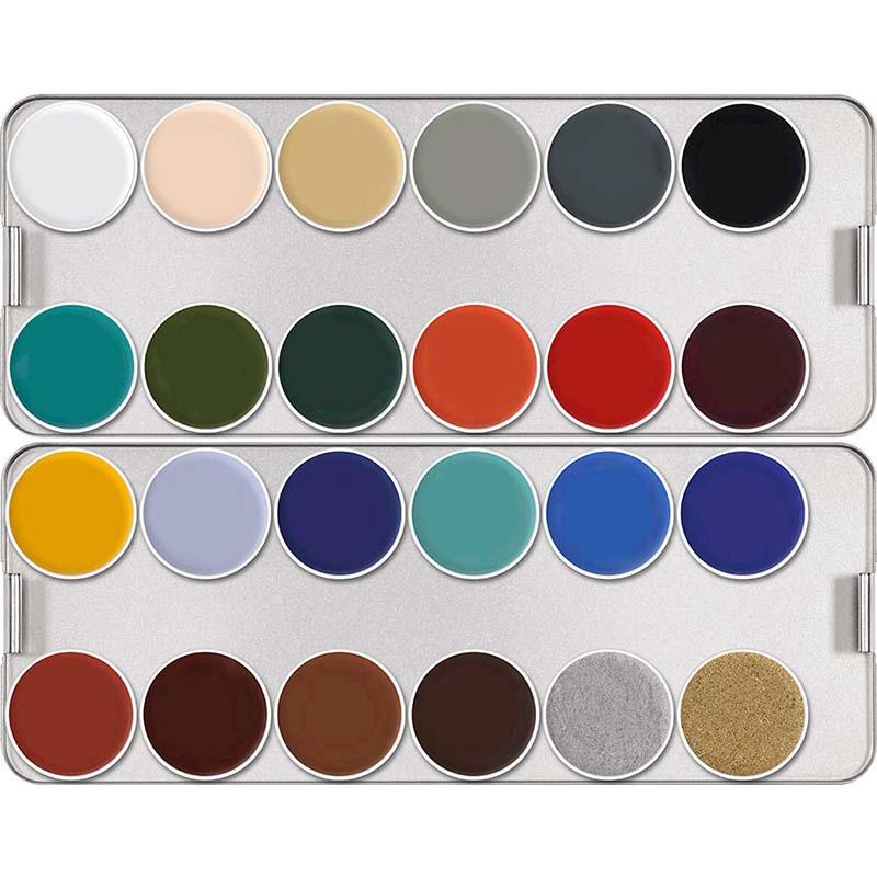 Supracolor Palette 24 kleuren - K