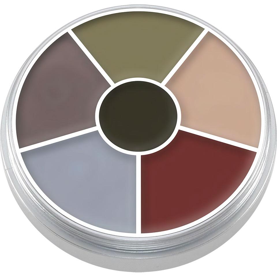 Kryolan Cream Color Circle - Death
