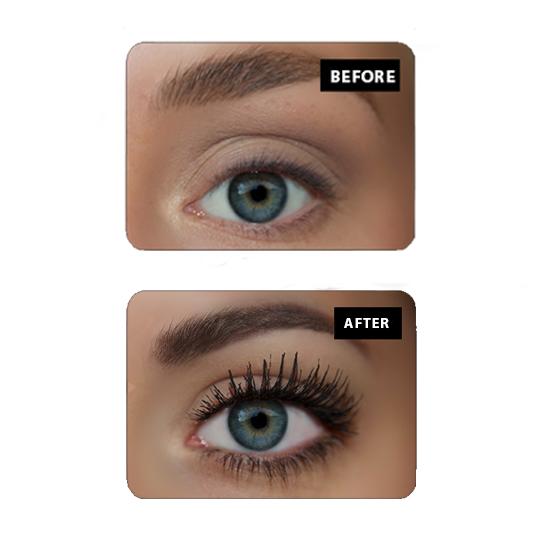 False Lash Effect Mascara 4D Extra Black