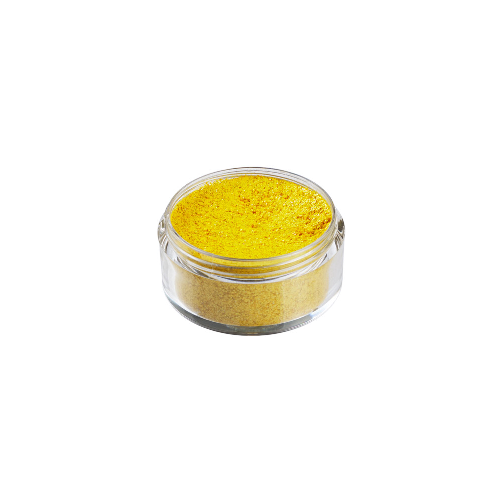 Lumière Luxe Sparkle Powder - Sun Yellow
