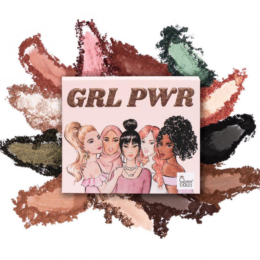 GRL PWR Palette