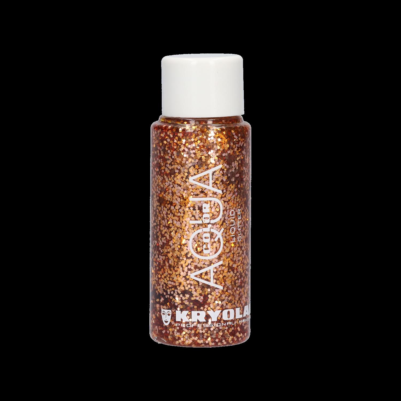 Aquacolor Liquid Glitter 30ml - Copper