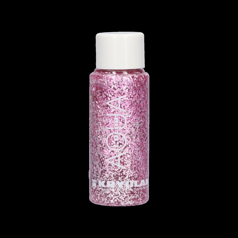 Aquacolor Liquid Glitter 30ml - Fuchsia