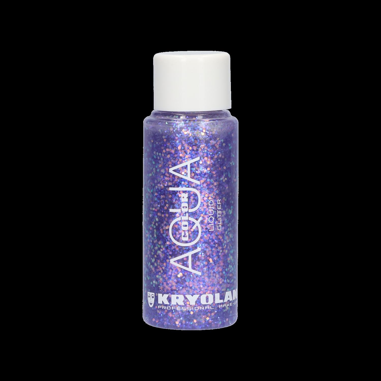 Aquacolor Liquid Glitter 30ml - Magenta