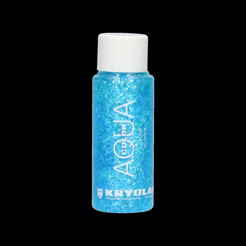 Aquacolor Liquid Glitter 30ml - Pearl Blue