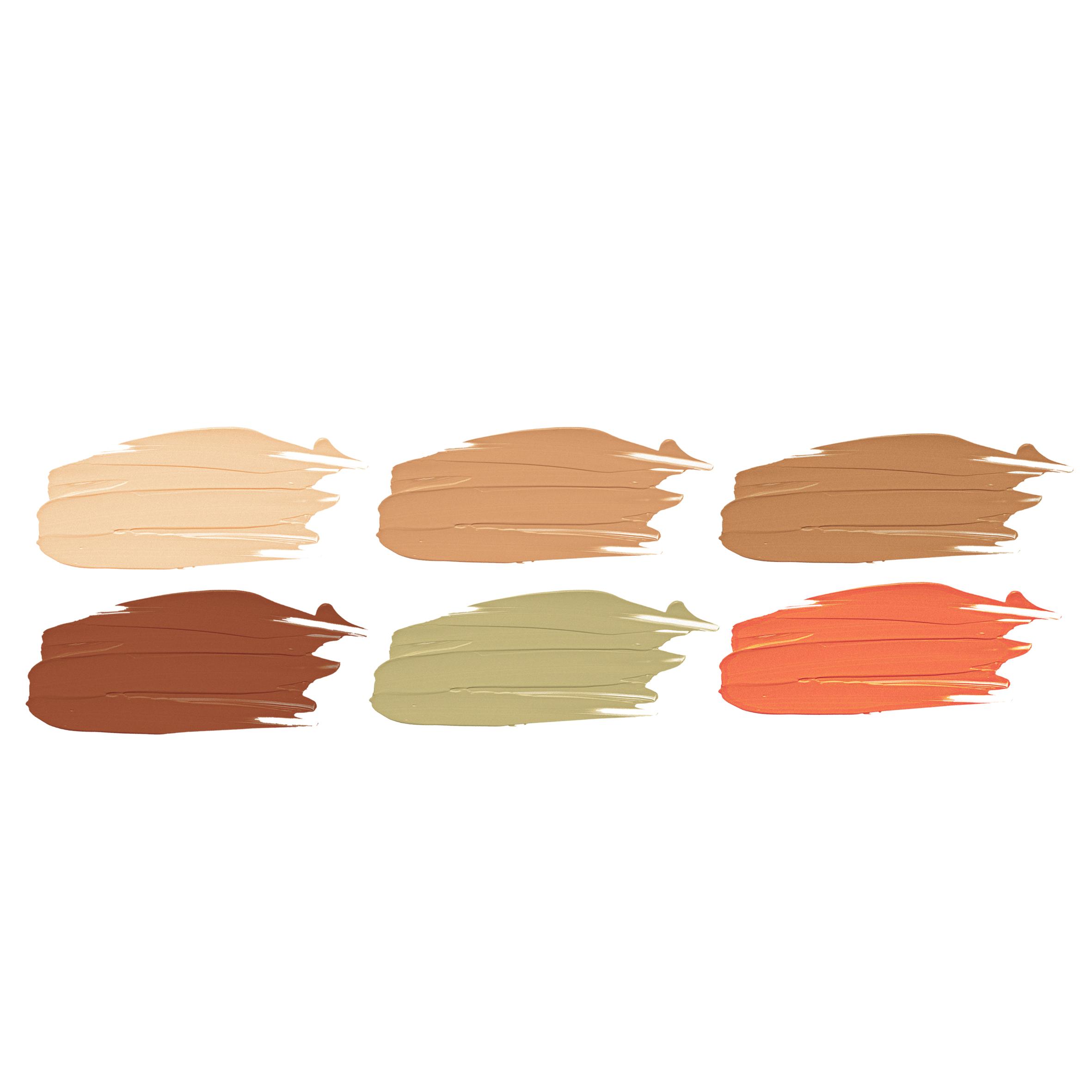 Concealer Box 6 kleuren - 3