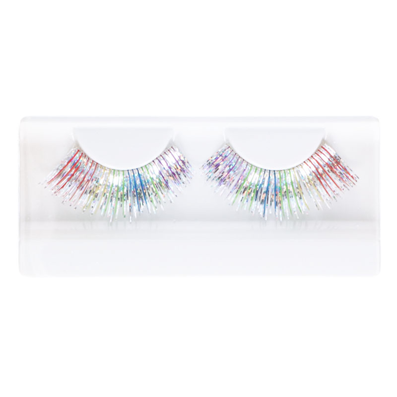 Lashes Glitter & Glamour Silver Rainbow