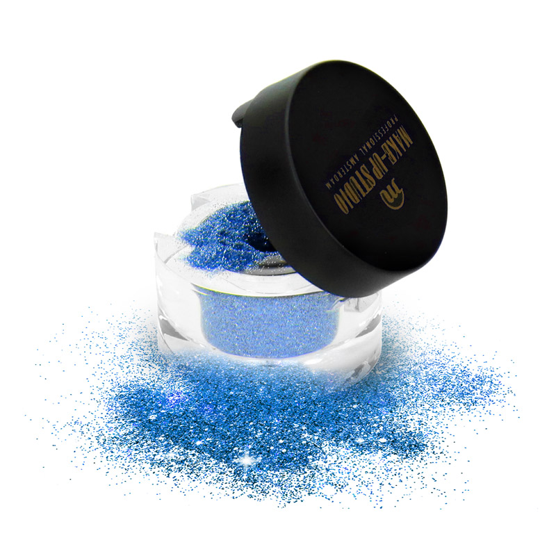 Cosmetic Glimmer Effects Oogschaduw - Blue