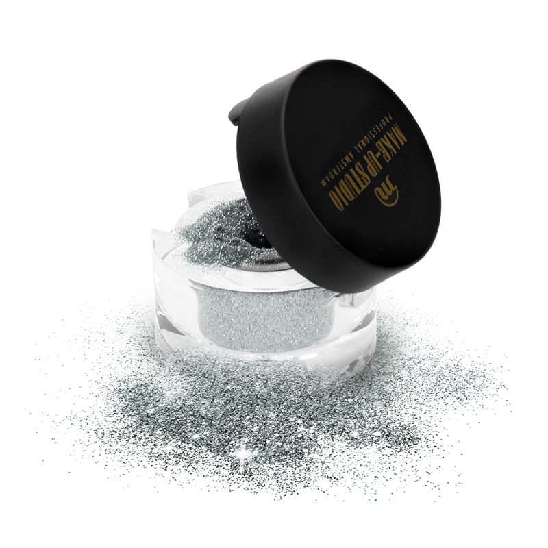 Cosmetic Glimmer Effects Oogschaduw - Bright Silver