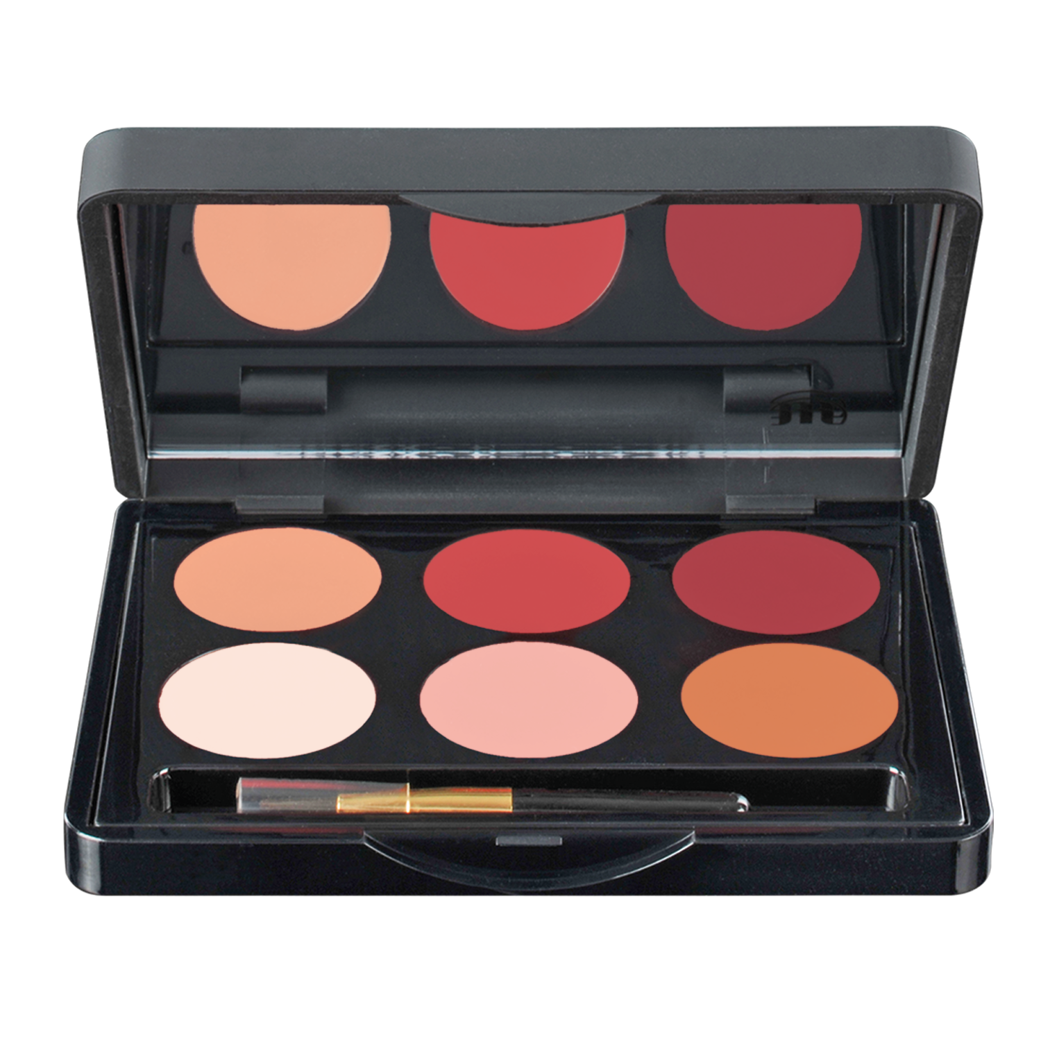 Lip Shaping Palette Nude meets Plum