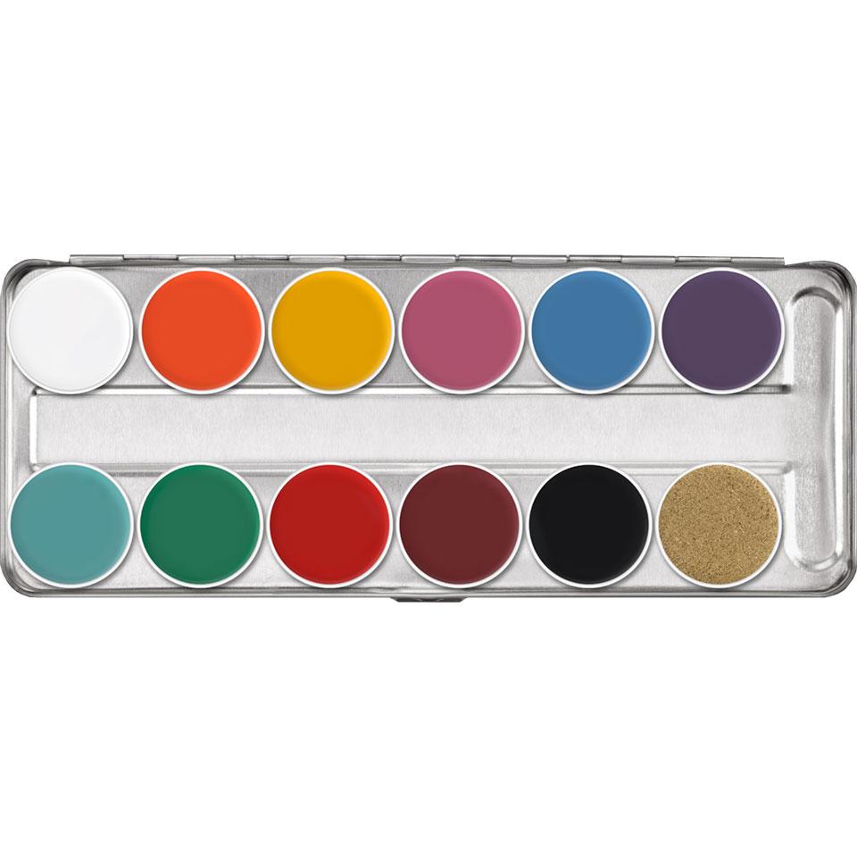 Supracolor Palette 12 kleuren - FP