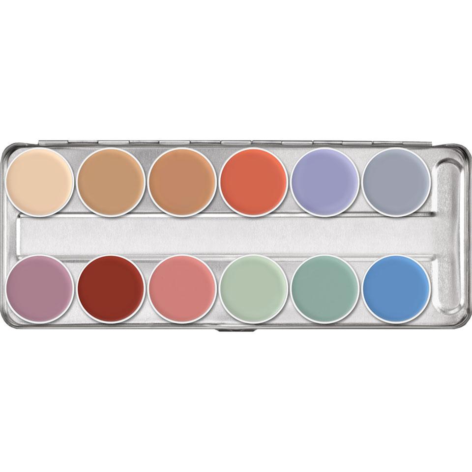 Supracolor Palette 12 kleuren - P