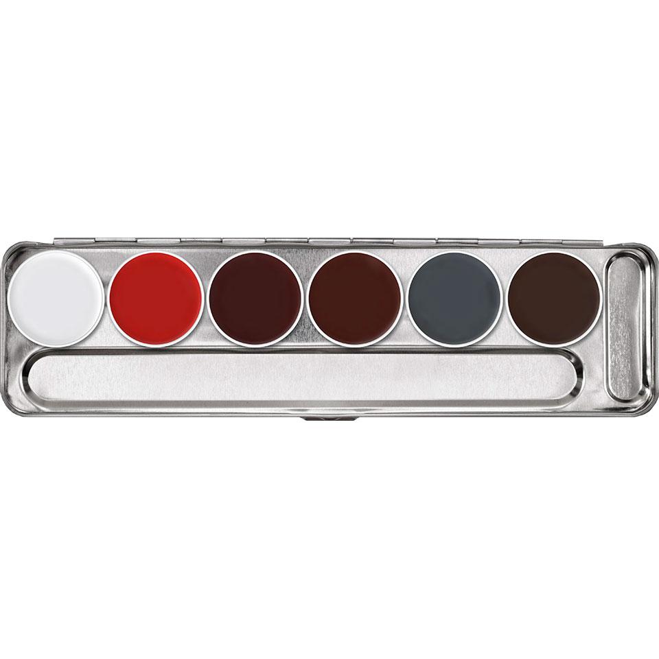 Supracolor Palette 6 kleuren - S
