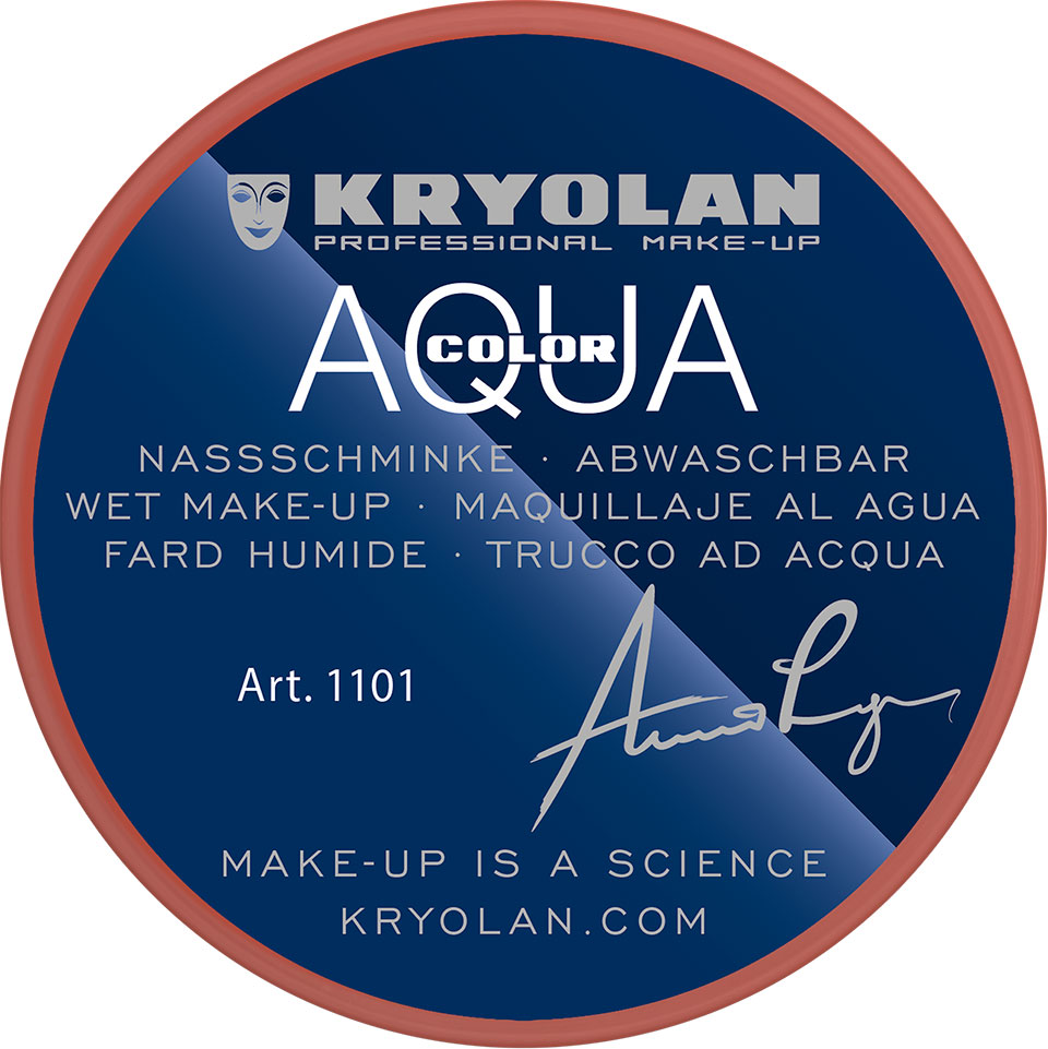 Kryolan Aquacolor Waterschmink - R19