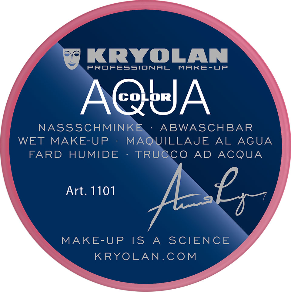 Kryolan Aquacolor Waterschmink - R22