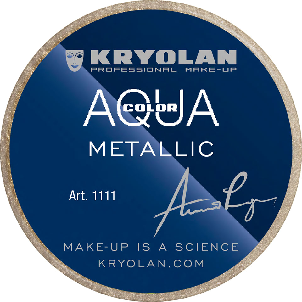 Aquacolor Metallic - Gold