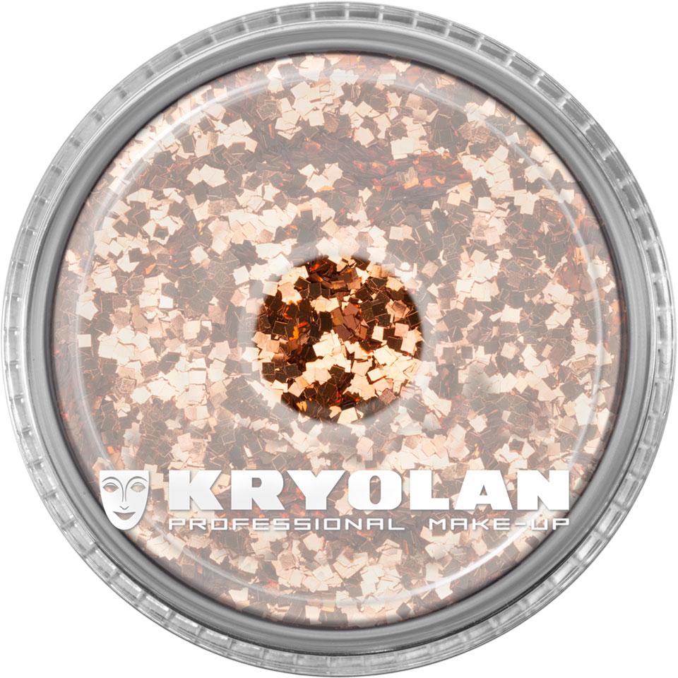 Polyester Glimmer - Copper