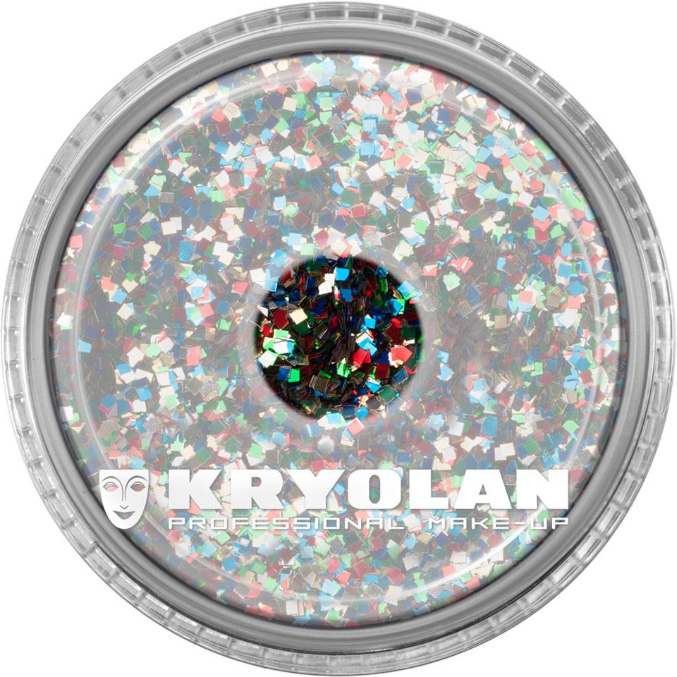Polyester Glimmer - Multicolor