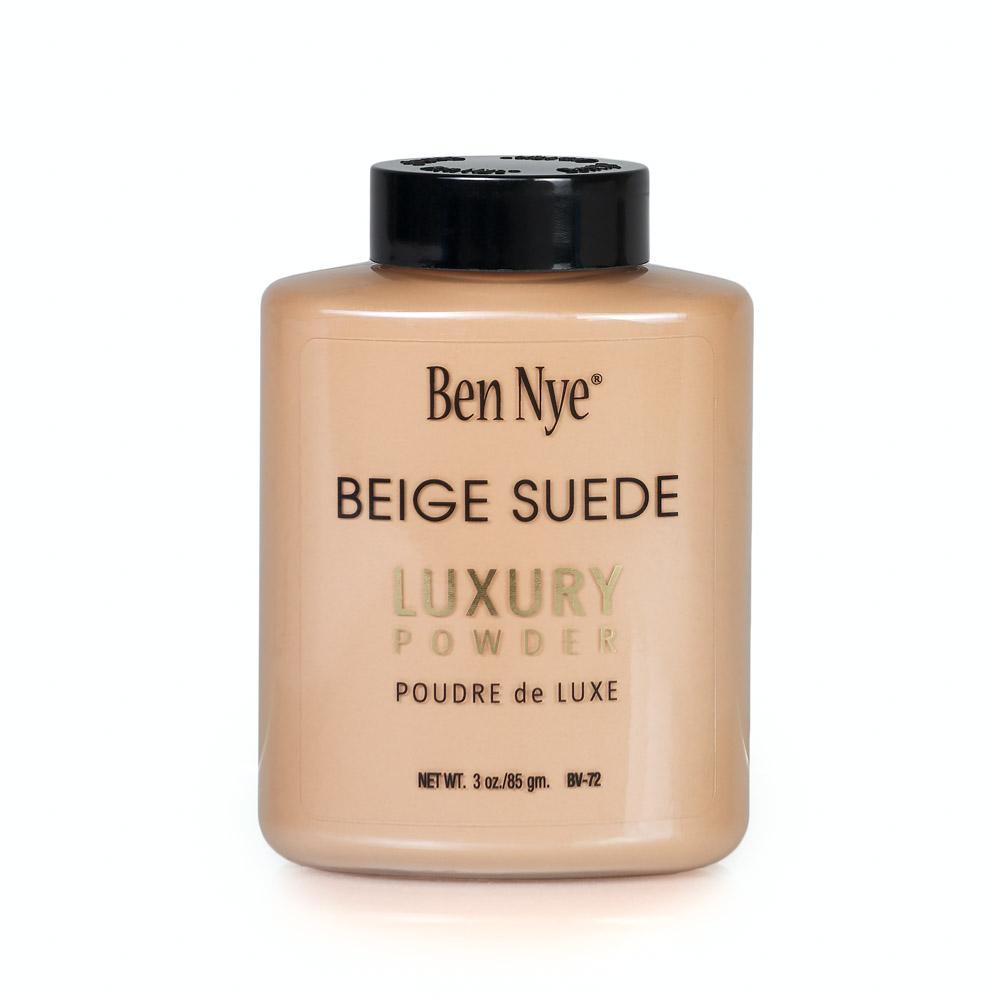 Luxury Powder - Beige Suede