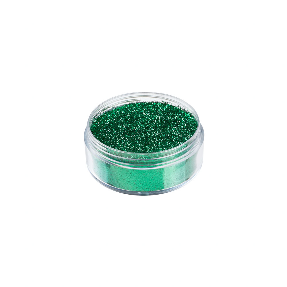 Sparklers Glitter - Emerald green