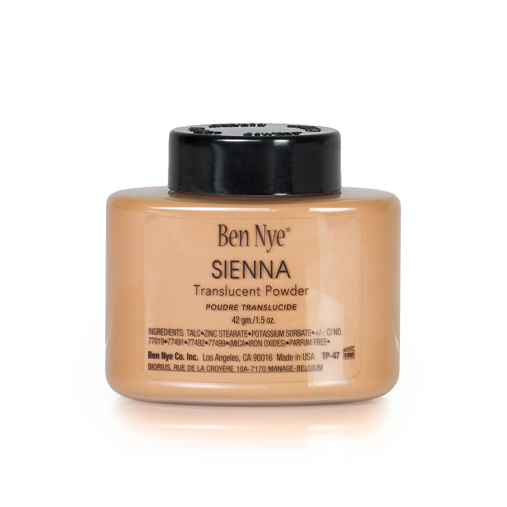 Classic Translucent Face Powders - Sienna