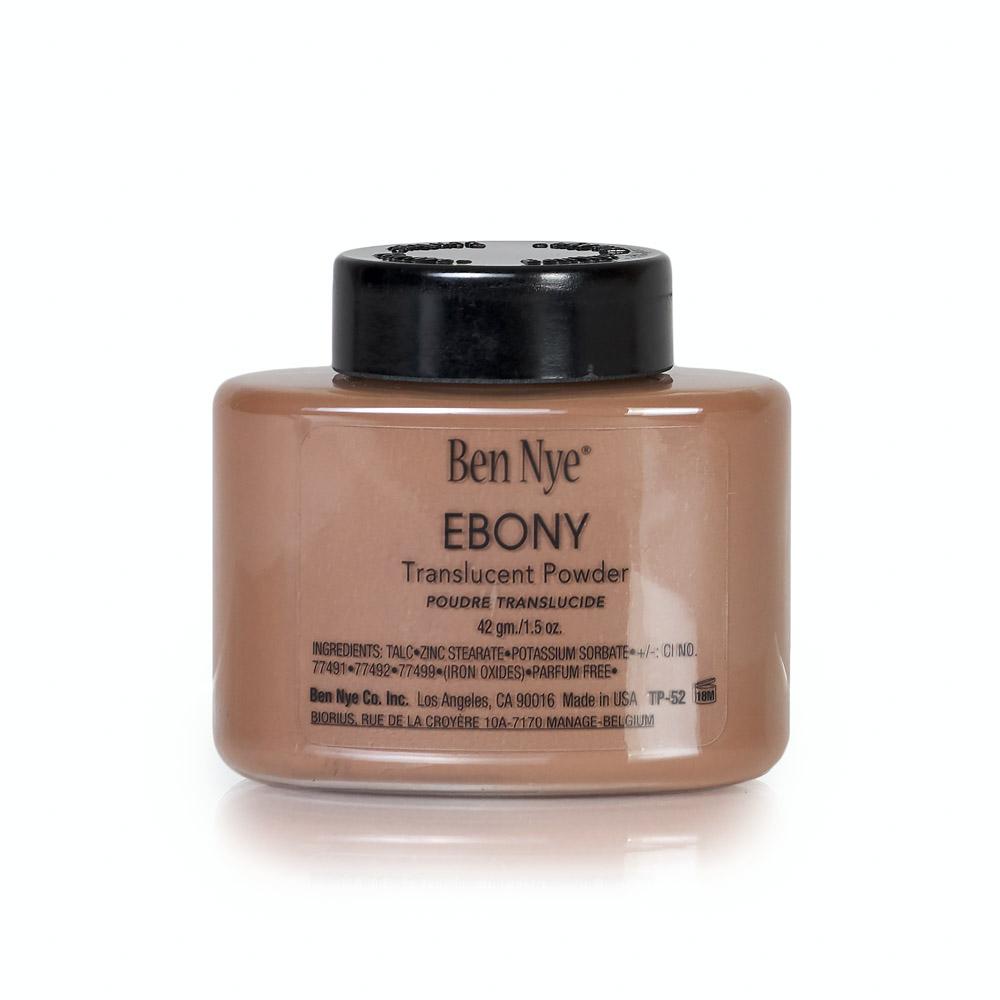 Classic Translucent Face Powders - Ebony