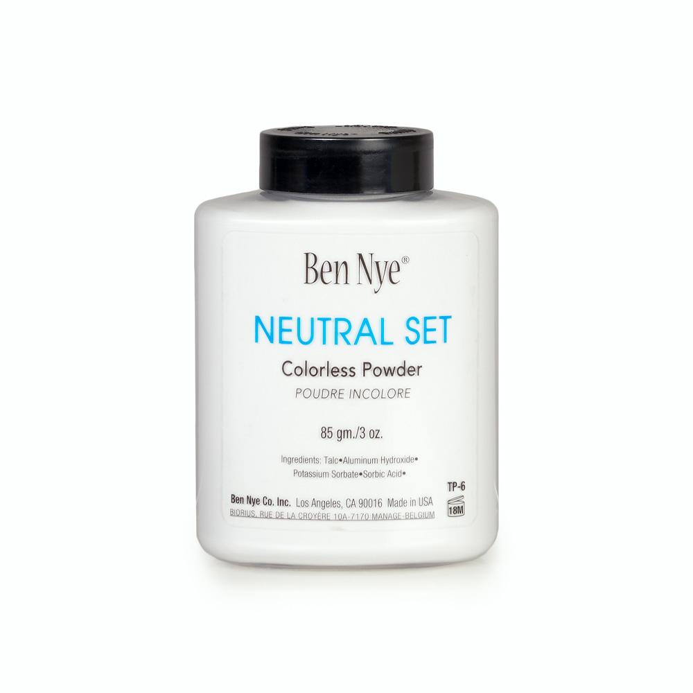 Classic Face Powders - Neutral set